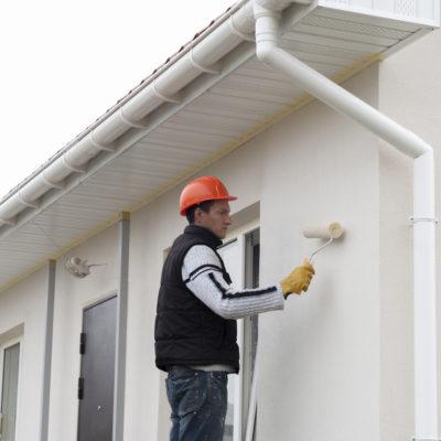 Pintura para fachadas: cómo elegir la más adecuada