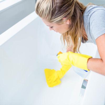 Cómo se aplica la pintura para bañeras